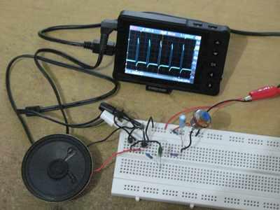 Assemble Alarm Circuit