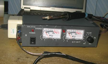 Figure 1. Analog Temperature Controller for Soldering Station
